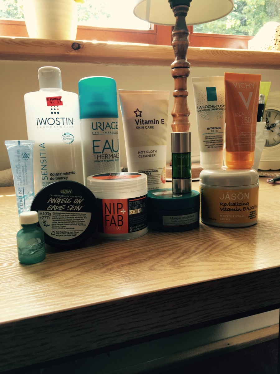 My journey to perfect skin care
